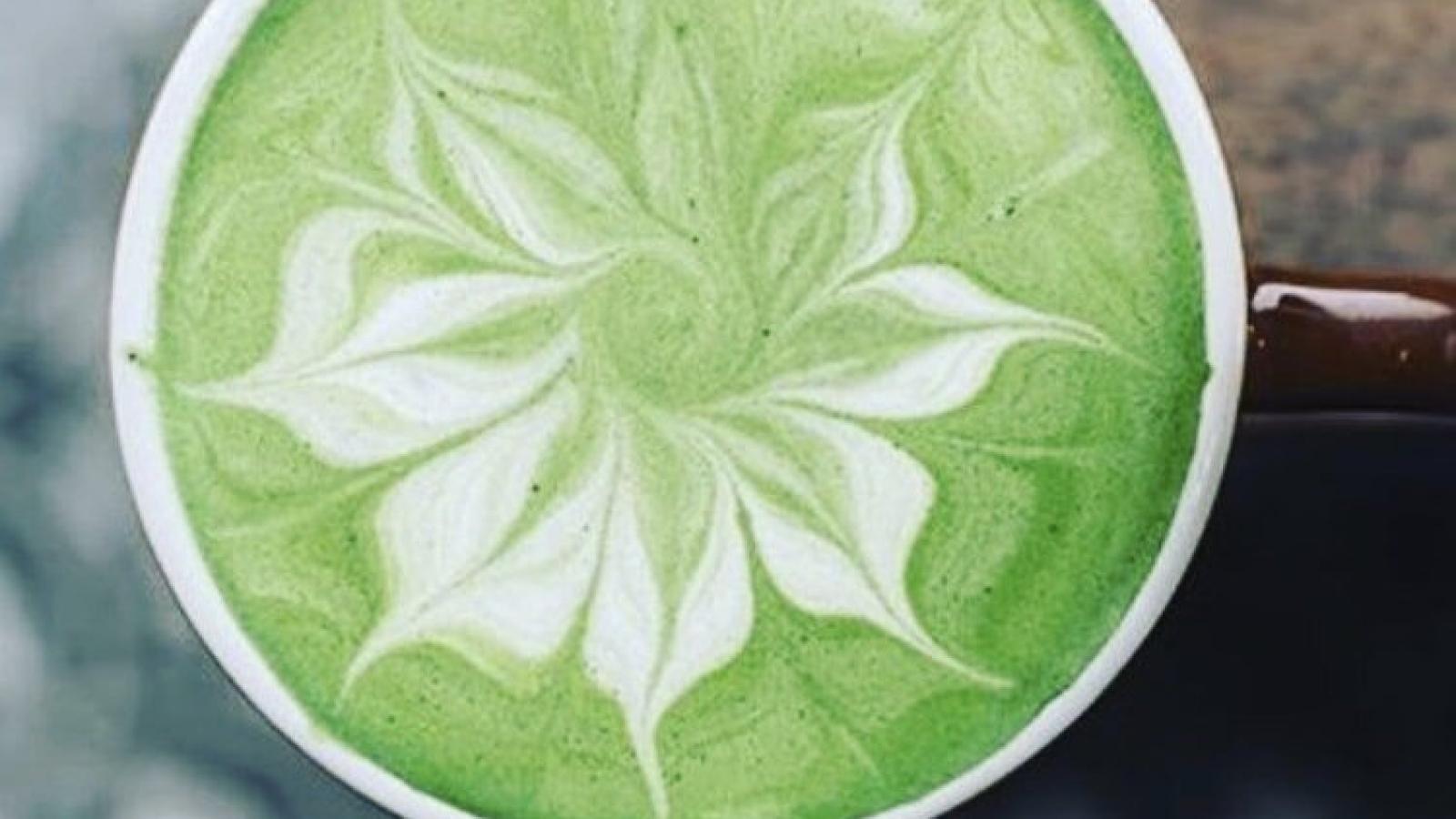 latte-art-matcha